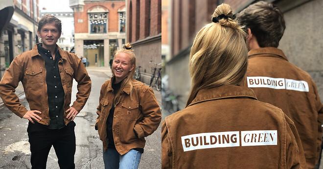 Tilmeld dig Building Green i den her uge og vær med i konkurrencen om en Carhartt-jakke.