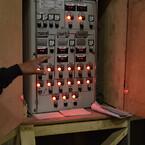 Styretavle til overvågning af vandstanden i T2