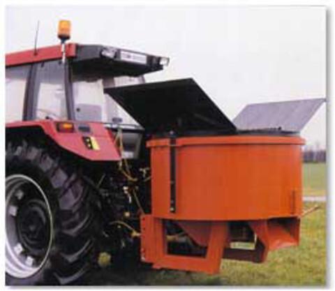 Vinderup Traktor Tvangsblander
