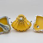 Kinetrol pneumatiske aktuatorer er en robust og driftssikker aktuator, der med sin enkle vingekonstruktion og to identiske hus-dele giver minimalt slid.