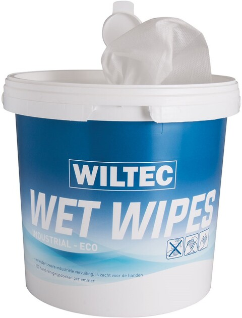 Wet wipes - håndrengøring