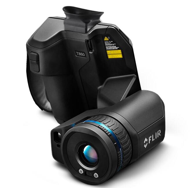 Flir T860 Profesjonelt IR-kamera (640 x 480)