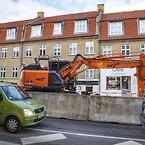 3. Den ekstra korte ende og krøjeradius gør maskinen god til arbejde i byen