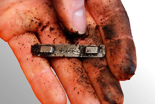 Rostfria kabelmärkning kablemärkningar rostfri knutwall snabba leveranser 24-timmar