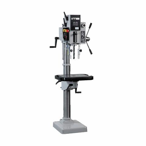 Demo IMA søyleboremaskin / boremaskin I 28 med automatisk matning