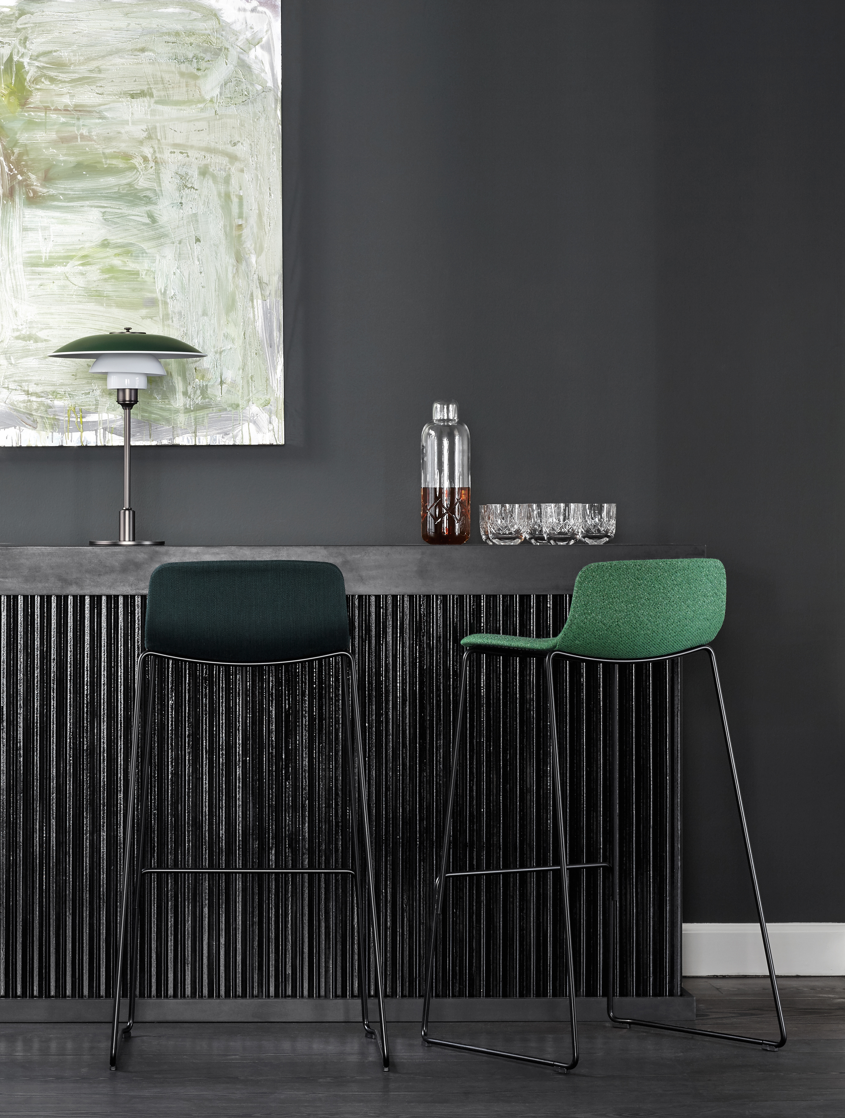 Plato Stool By Welling Ludwig For Fredericia