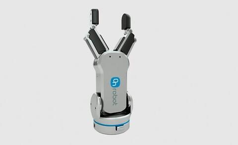 Tilbehør til UR-Robotter - Fleksibel robotgriber med 2 fingre og stor rækkevidde