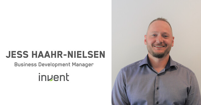 Business Jess Haahr-Nielsen Development Manager CAD | PDM | PLM hos Invent A/S