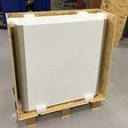 Clip-Lok engångsförpackning för  energilagringssystem