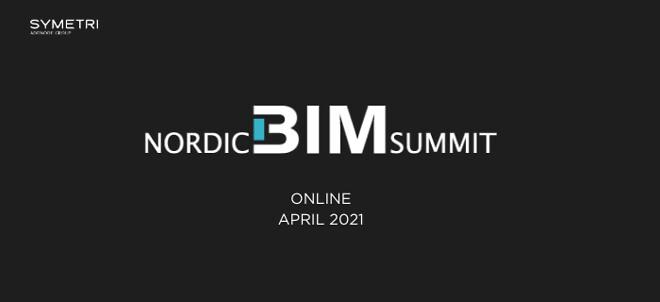 Nordic BIM summit 2021 online event