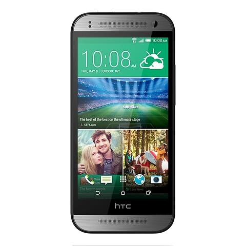 Htc One Mini 2 16GB (Grå) - Grade B - mobiltelefon