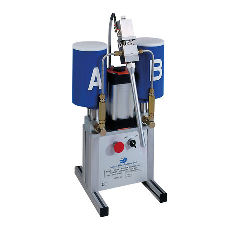 Meter Mix PAR 3B 2020 - Meter Mix PAR 3B epoxy potting maskina
