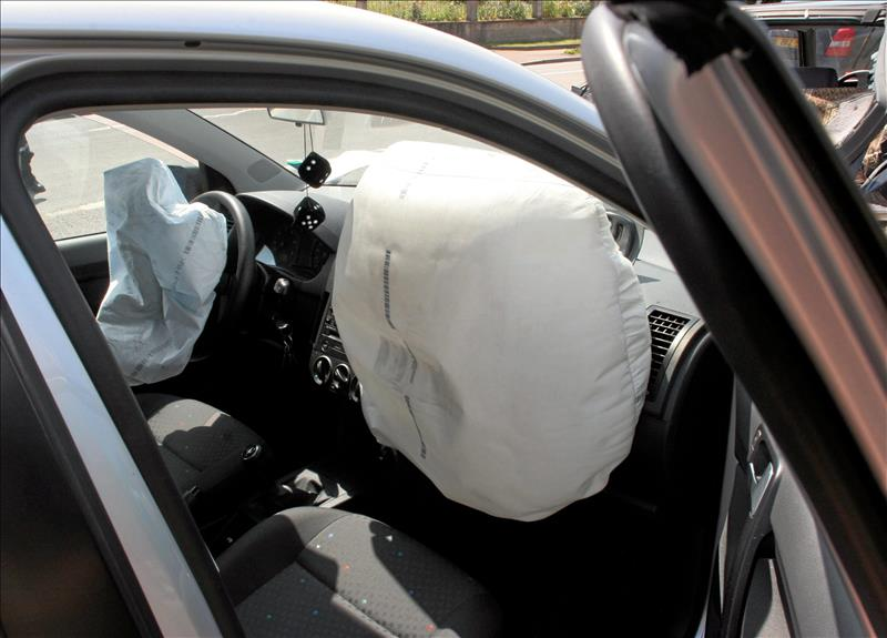 hvor mange airbags har min bil