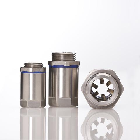 Rustfri forskruning designet til høje hygiejnekrav! - Euro-Top Hygienic. Forskruning til brancher med høre krav til hygiejnen