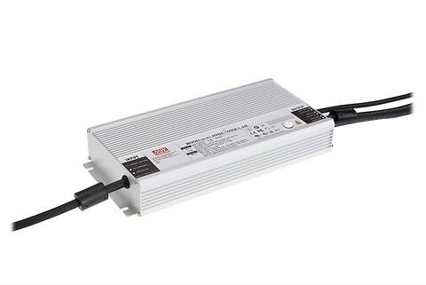 HVGC-1000W konstant strøm LED driver -- Power Technic - HVGC-1000W AC/DC LED driver  fra Mean Well. Forhandler er Power Technic. Ring 70 208 210