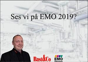 Bast & Co, EMO messe