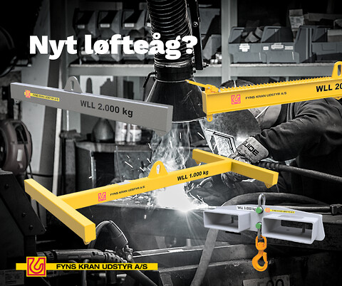 Løfteåg fra Fyns Kran Udstyr  - løfteåg-fyns-kran-udstyr