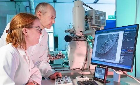 Mikroskopi analyse