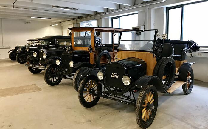 Danmarks største fysiske auktion over specialkøretøjer