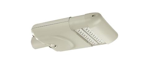 LED-gadebelysningsarmatur med wifi-opkobling