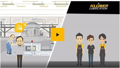 Andre hevder – vi beviser - Klüber Lubrication Energisparing ved bruk av spesialsmøremidler