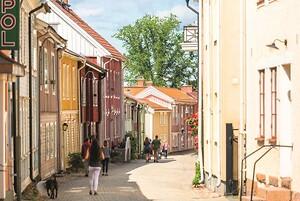 Genrebild från Eksjö. Foto och rättigheter: Eksjö Kommun.