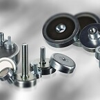 Pottemagneter stærke magneter i metal