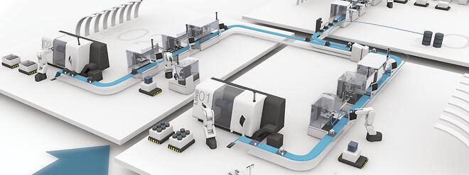 Spårbarhet, automation, effektivitet, Balluff