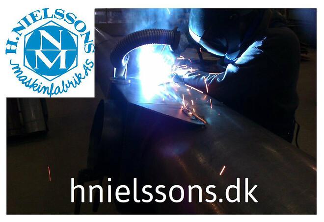 Svejsning og stål 4780 Stege Klintholm Møn