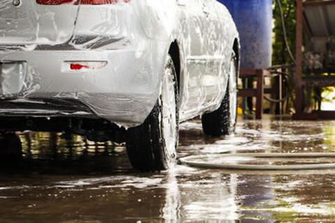 Fordonstvättar - Safe Control hjälper er med analys av avloppsvatten