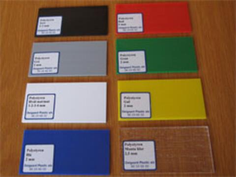 Extruderede polystyrenplader sælges