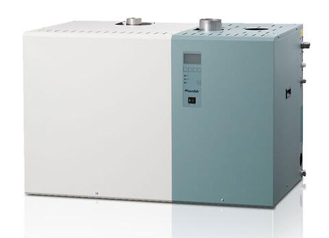 Condair GS: Økonomisk gasdrevet dampbefugter - Condair GS er en økonomisk, gasdrevet dampbefugter med et minimalt vedligeholdelses niveau.