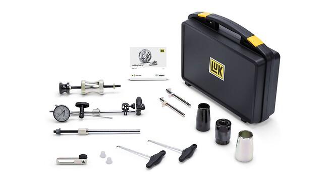 Triscan - LuK specialverktygssats till våtkoppling: 400 0540 10