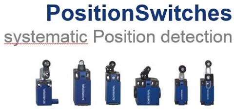 Positionsbryder PS116/PS215/PS216/PS226/PS315/PS316