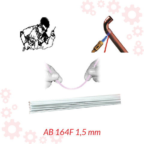 AB 164F 1,5 mm
