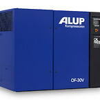 Alup OF 60 oliefri skruekompressor
