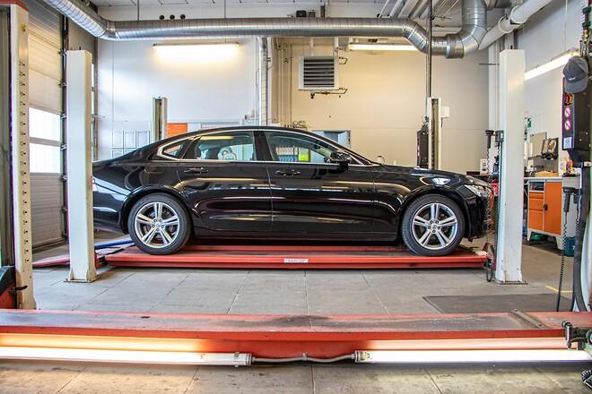 brugt bil test af Volvo S60 af biltorvet.dk