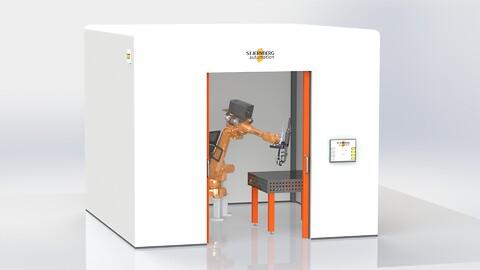 Laserlödcell från Stjernberg Automation