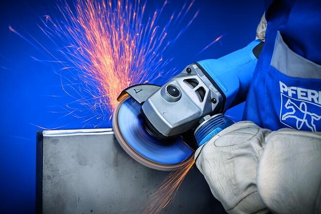 Ekstrem effektiv lamelslibeskive til fjernelse af rust, kantsvejsninger\n