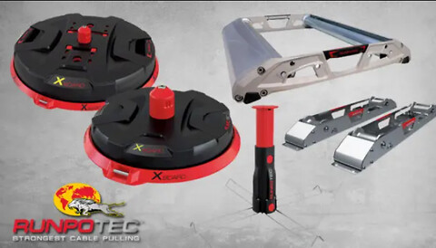 Universale kabelafrullere i kompakt design fra RUNPOTEC - Universale kabelafrullere i kompakt design fra Runpotec