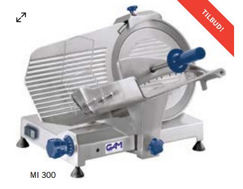 Pålægsmaskine MI-serie fra italienske GAM