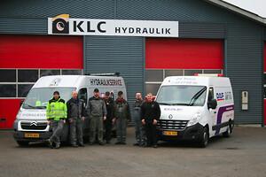 Her er lidt om hvad vi servicerer og forhandler hos KLC / KLC Hydraulik.