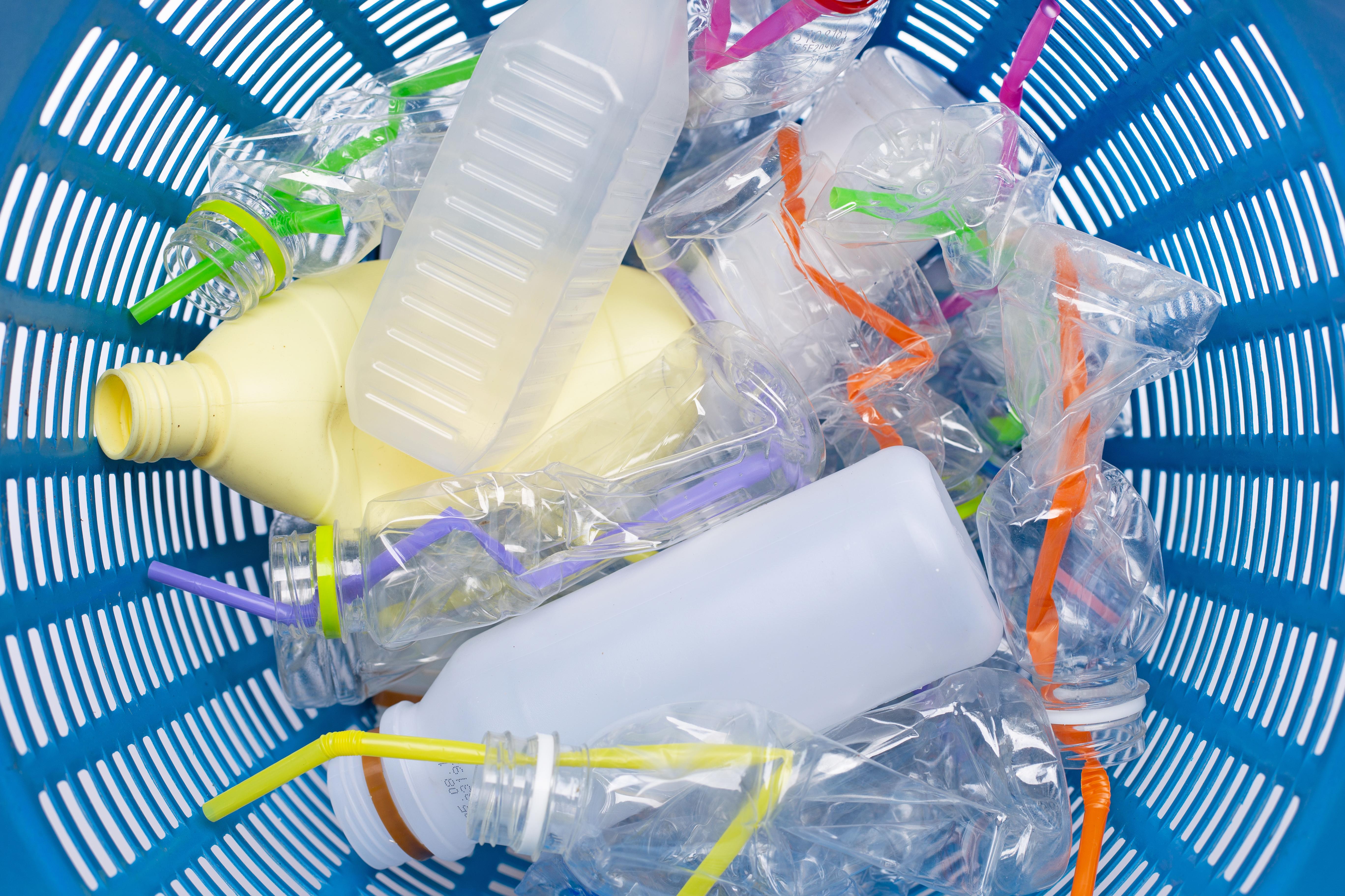 kemikalier i plast