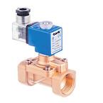 SMS Tork Magnetventil för av/på-reglering av hela eller delar av gasnätet