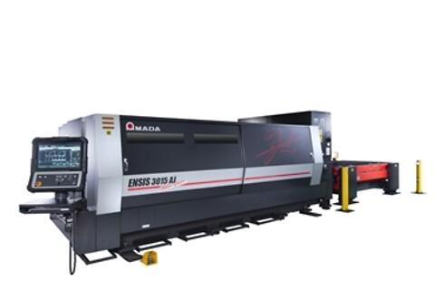 Amada ENSIS 2kW og 3kW fiberlaser