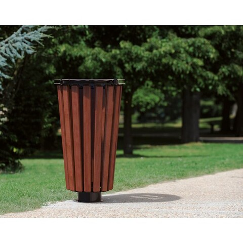 Lofoten affaldsbeholder 80 l u/spand