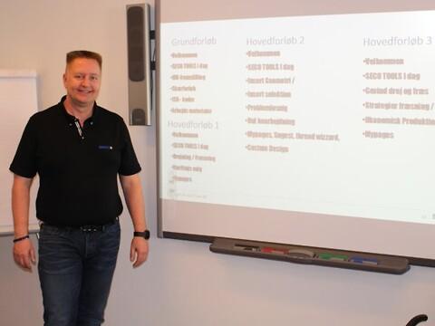 Undervisningsforløb på tekniske skoler