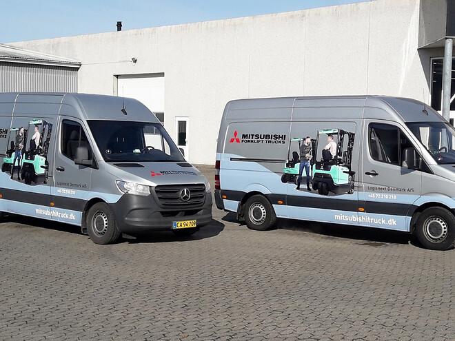 Mitshubishi\nMitsubishi Forklift Trucks\nTrucks\nService på alle mærker\nTruck