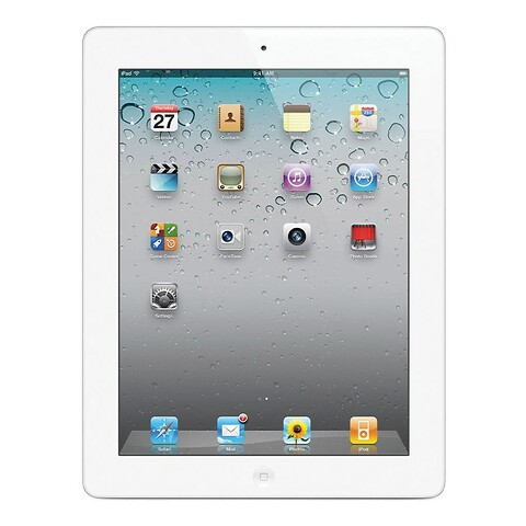 Apple iPad 3 32GB WiFi (Hvid) - Grade B - tablet