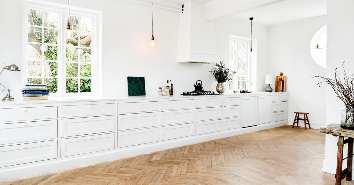 handcrafted køkken